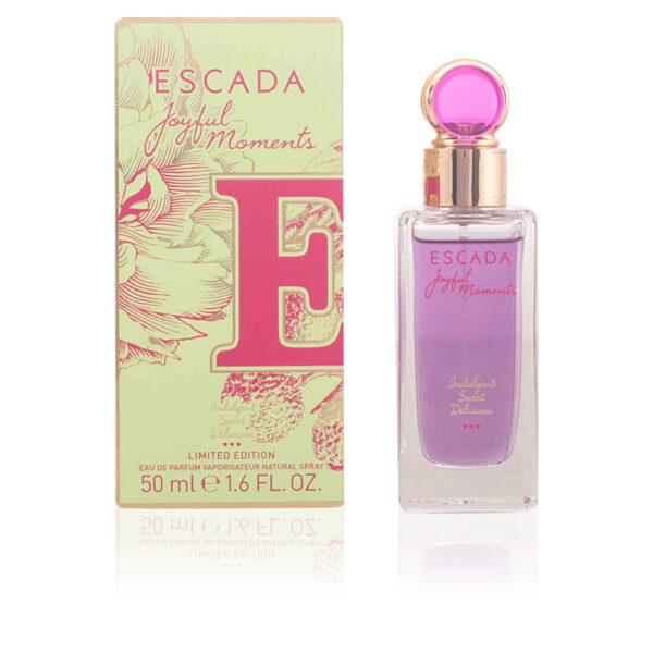 JOYFUL MOMENTS limited edition edp vaporizador 50 ml by Escada