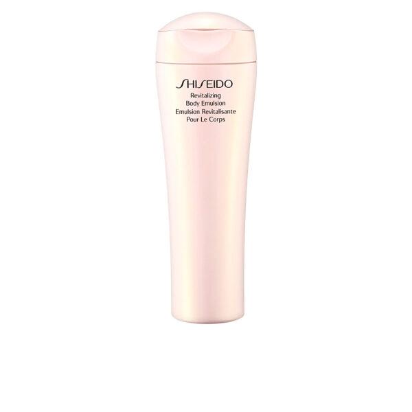 ADVANCED ESSENTIAL ENERGY revitalizing body emulsion 200 ml by Shiseido