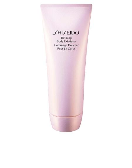 ADVANCED ESSENTIEL ENERGY body refining exfoliator 200 ml by Shiseido