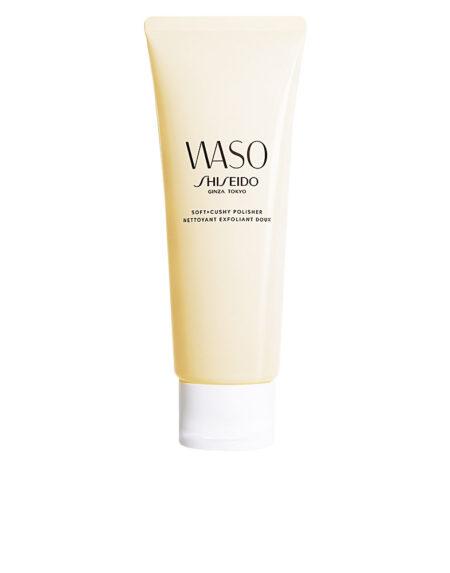 WASO soft cushy polisher 75 ml by Shiseido