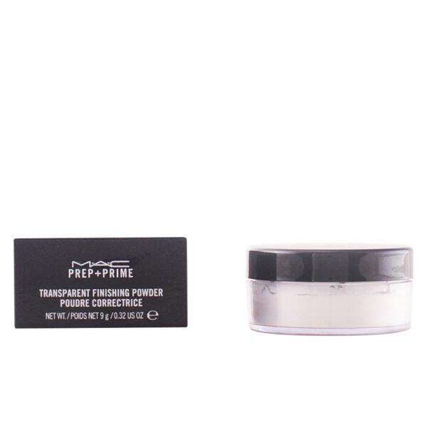PREP + PRIME transparent finnishing powder 9 gr by Mac