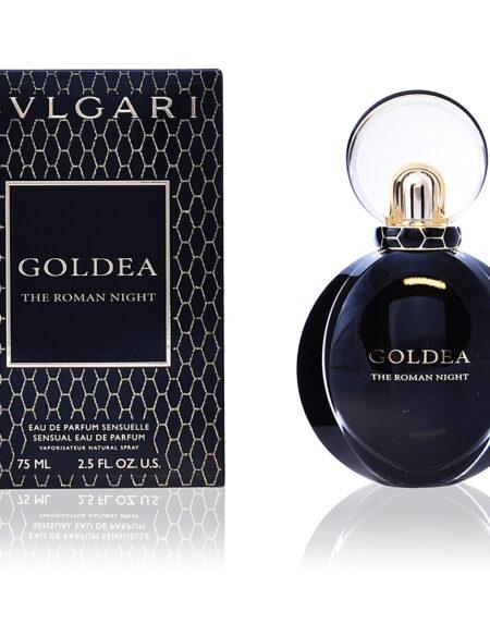 GOLDEA THE ROMAN NIGHT edp sensuelle vaporizador 75 ml by Bvlgari
