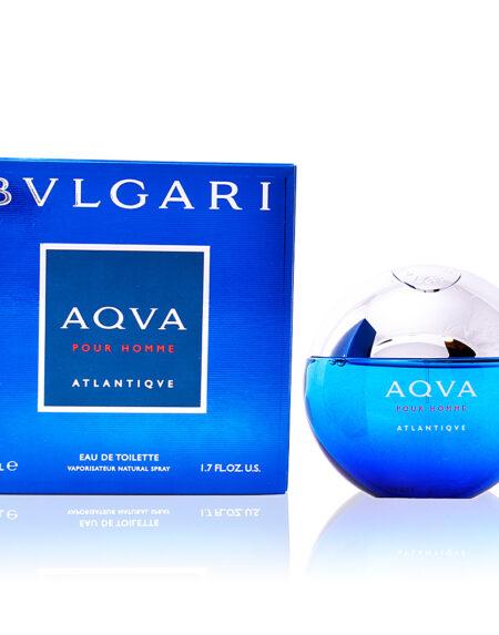 AQVA POUR HOMME ATLANTIQUE edt vaporizador 50 ml by Bvlgari