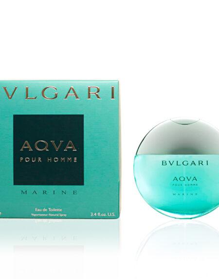 AQVA HOMME MARINE edt vaporizador 100 ml by Bvlgari