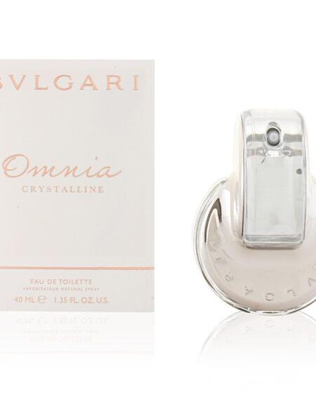OMNIA CRYSTALLINE edt vaporizador 40 ml by Bvlgari