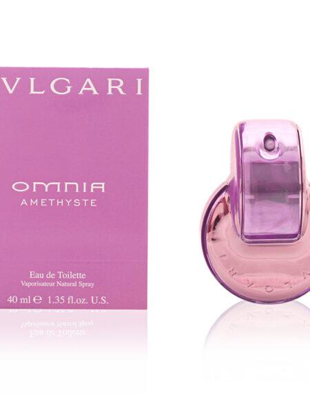 OMNIA AMETHYSTE edt vaporizador 40 ml by Bvlgari