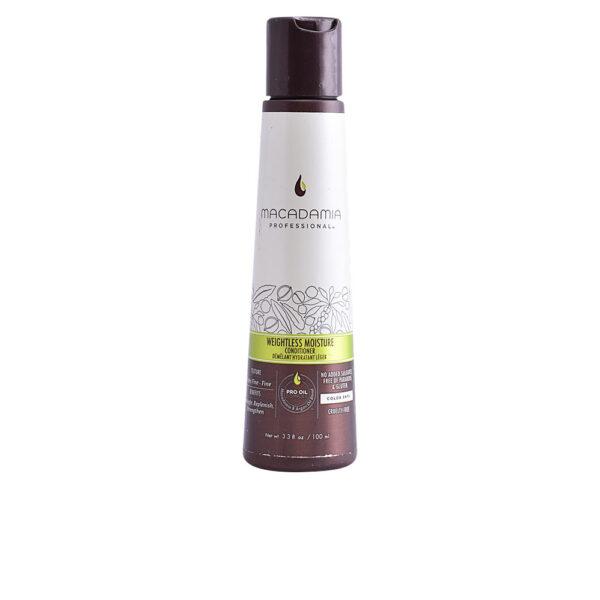WEIGHTLESS MOISTURE conditioner 100 ml by Macadamia