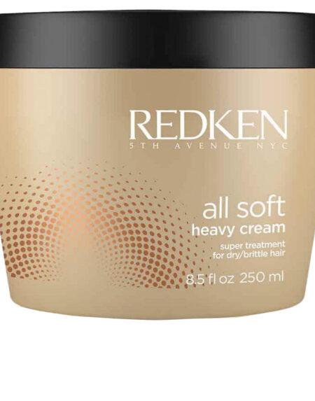 ALL SOFT heavy cream 250 ml by Redken