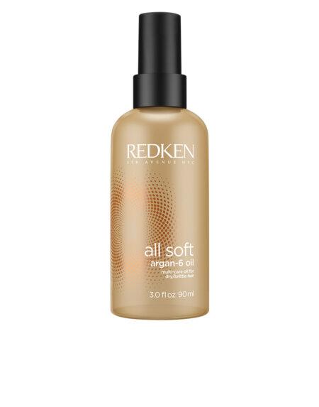 ALL SOFT argan oil for dry hair 90 ml by Redken