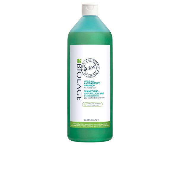 R.A.W. ANTI-DANDRUFF shampoo 1000 ml by Biolage
