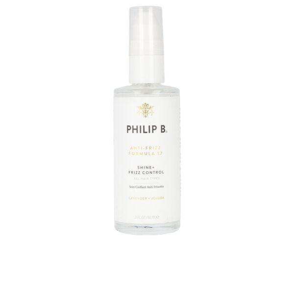 ANTI-FRIZZ FORMULA 57 smoothing shine drops 60 ml by Philip B