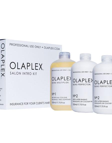 SALON INTRO LOTE 3 pz by Olaplex