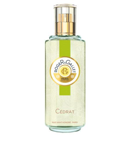 CÉDRAT eau parfumée bienfaisante vaporizador 100 ml by Roger & Gallet