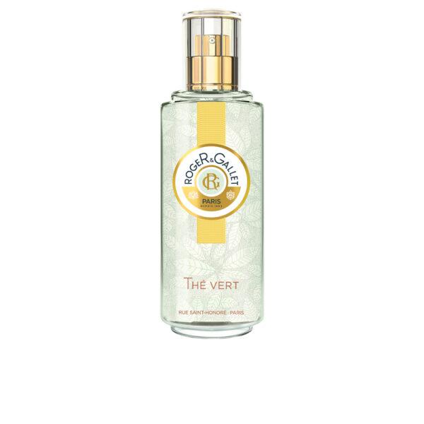 THE VERT eau fraîche parfumée vaporizador 100 ml by Roger & Gallet