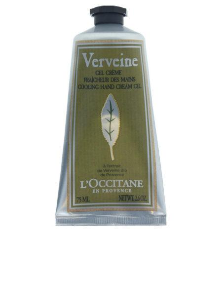 VERVEINE gel crème mains 75 ml by L'Occitane