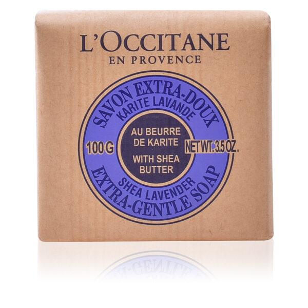KARITE savon lavande 100 gr by L'Occitane