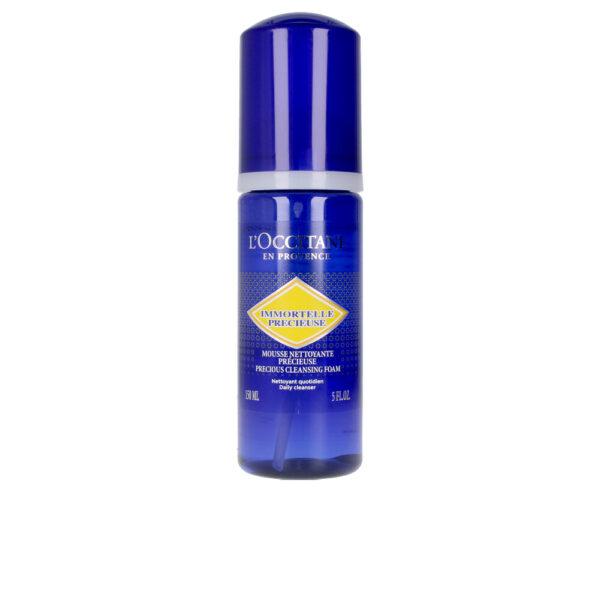 IMMORTELLE mousse nettoyante précieuse 150 ml by L'Occitane