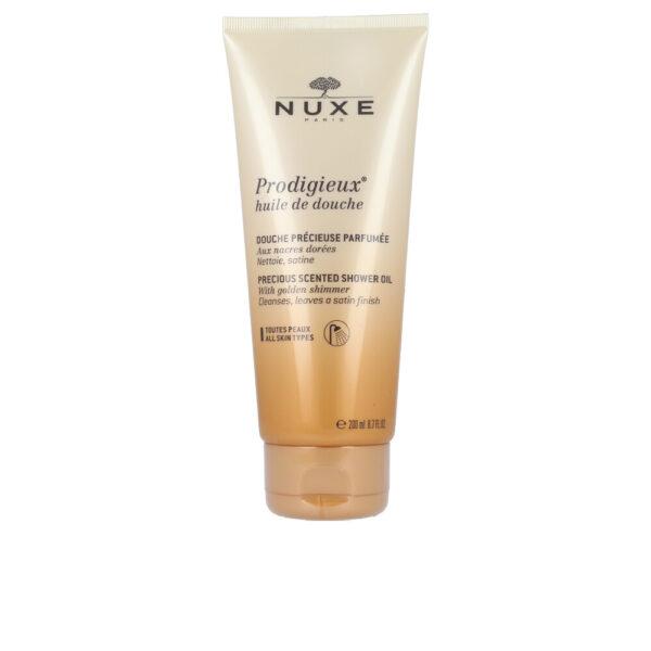 HUILE PRODIGIEUSE de douche aux nacres dorées 200 ml by Nuxe