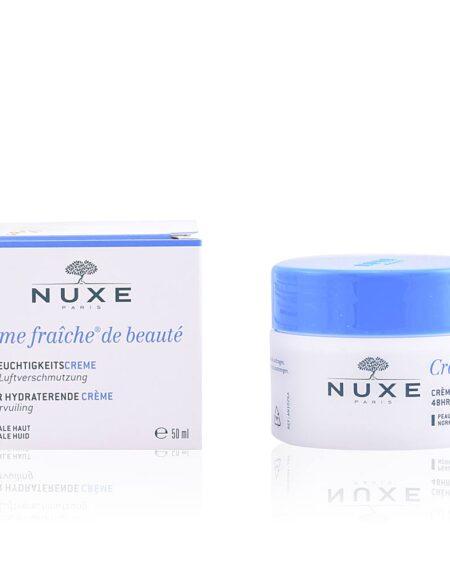 CRÈME FRAÎCHE DE BEAUTÉ crème hydratante 48h 50 ml by Nuxe