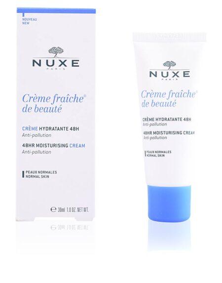 CRÈME FRAÎCHE DE BEAUTÉ crème hydratante 48h 30 ml by Nuxe