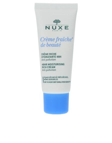 CRÈME FRAÎCHE DE BEAUTÉ crème riche 30 ml by Nuxe