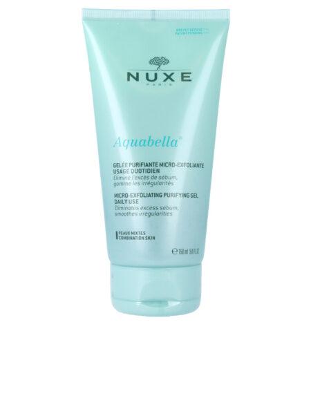 AQUABELLA gelée purifiante micro-exfoliante 200 ml by Nuxe
