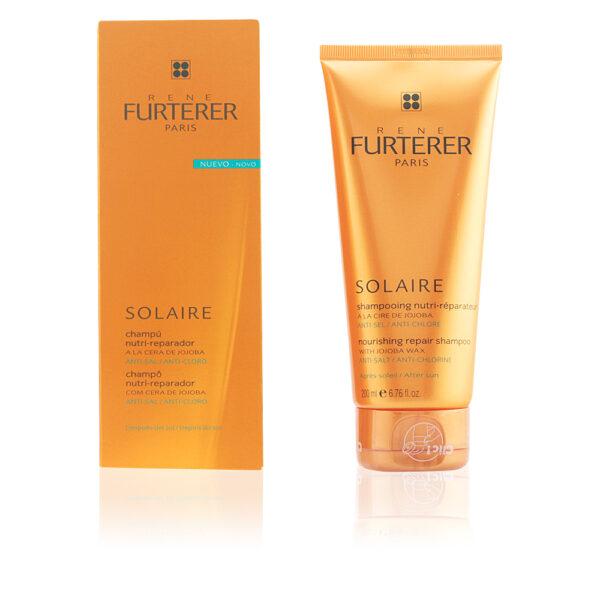 AFTER-SUN nourishing repair shampoo with jojoba wax 200 ml by René Furterer