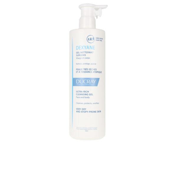 DEXYANE ultra-rich cleansing gel 400 ml by Ducray