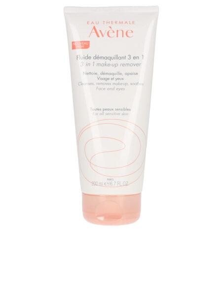 AVÈNE fluide make up remover 3 in 1 200 ml by Avene