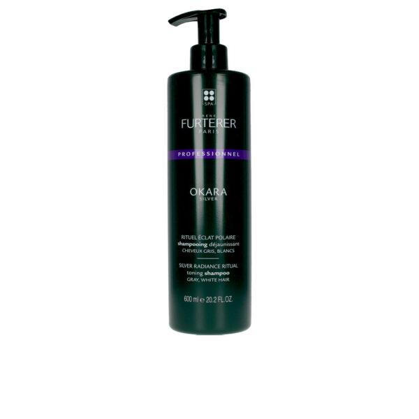 OKARA mild silver shampoo 600 ml by René Furterer