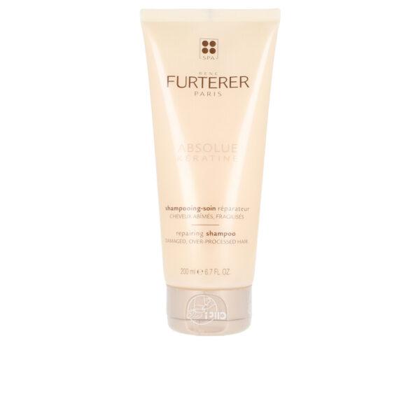 ABSOLUE KERATINE renewal shampoo sulfate-free 200 ml by René Furterer