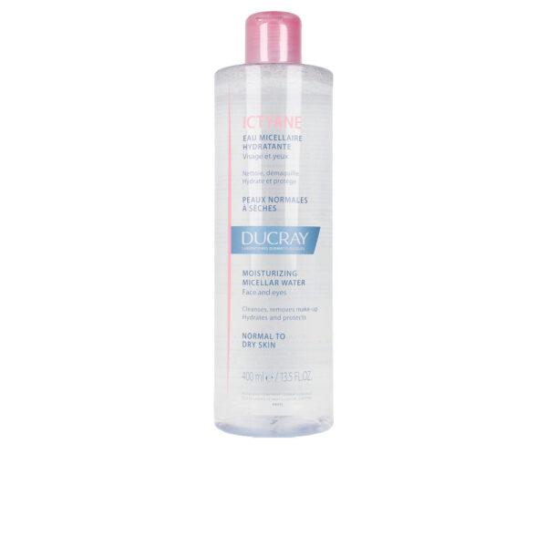 ICTYANE moisturizing micellar water 400 ml by Ducray