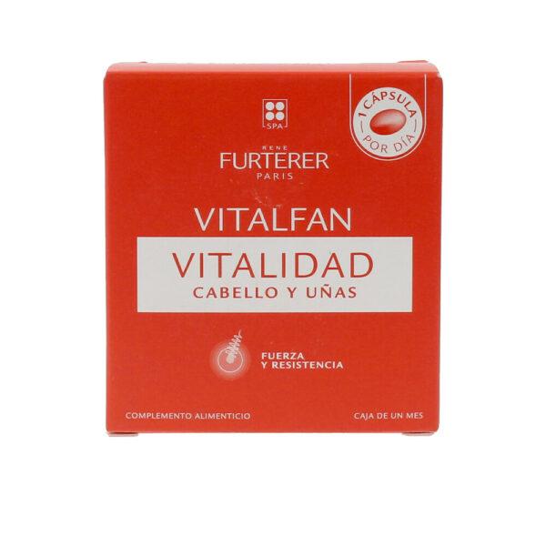VITALFAN vitalité cheveux & ongles 30 u by René Furterer