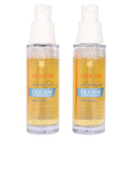 CREASTIM anti-hair loss lotion 2x30 ml by Ducray
