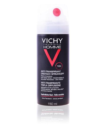 VICHY HOMME anti-transpirant triple difussion vaporizador 150 ml by Vichy
