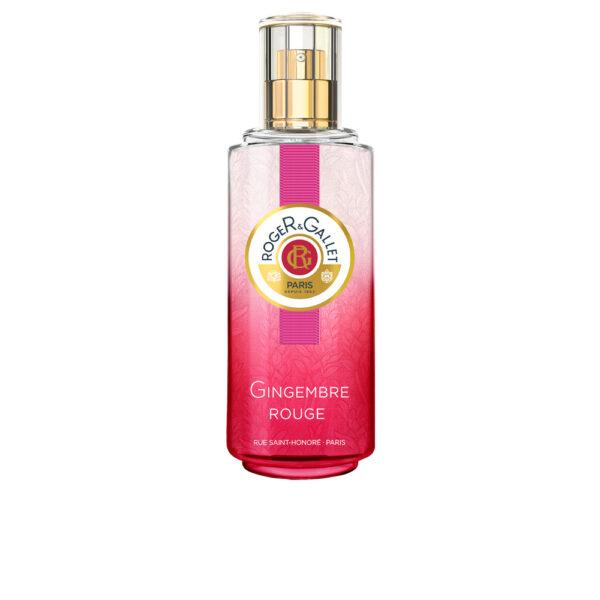 GINGEMBRE ROUGE eau parfumée bienfaisante vaporizador 100 ml by Roger & Gallet