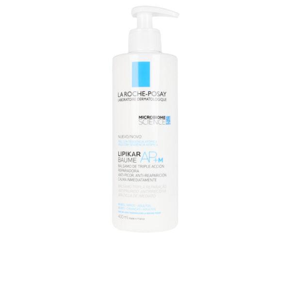 LIPIKAR baume relipidant corps anti-irritations 400 ml by La Roche Posay