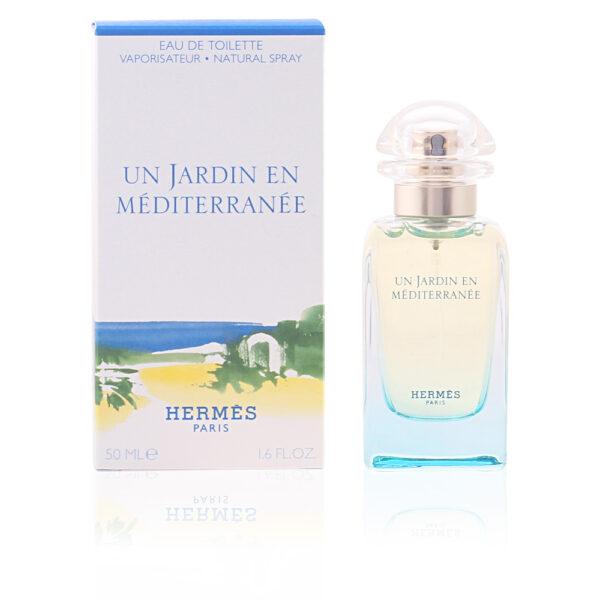 UN JARDIN EN MEDITERRANEE edt vaporizador 50 ml by Hermes