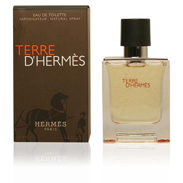 TERRE D'HERMÈS edt vaporizador 50 ml by Hermes