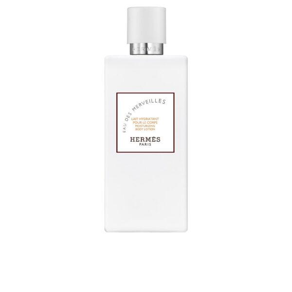 EAU DES MERVEILLES loción hidratante corporal 200 ml by Hermes