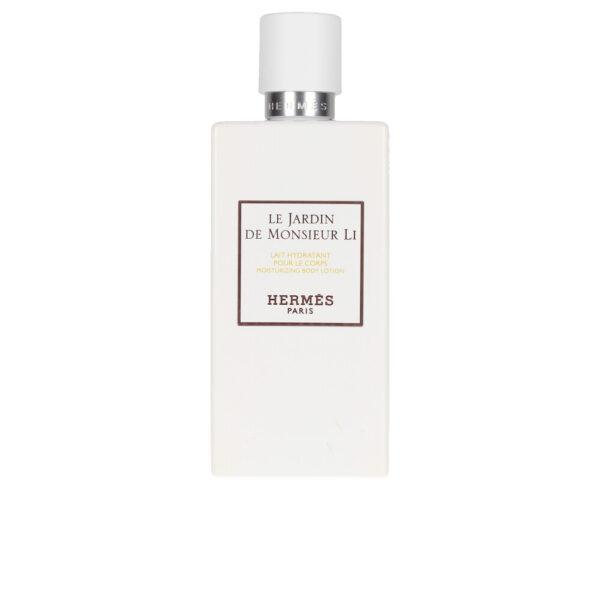 LE JARDIN DE MONSIEUR LI loción hidratante corporal 200 ml by Hermes