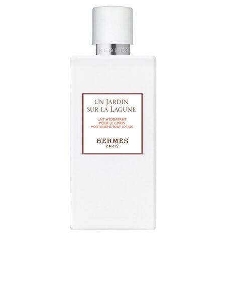 UN JARDIN SUR LAGUNE moisturizing loción hidratante corporal 200 ml by Hermes