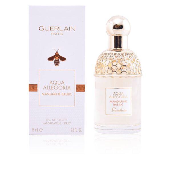 AQUA ALLEGORIA MANDARINE BASILIC edt vaporizador 75 ml by Guerlain