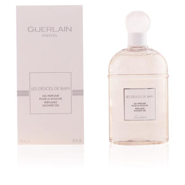 LE DÉLICE DE BAIN gel de ducha 200 ml by Guerlain