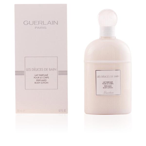 LE DÉLICE DE BAIN loción hidratante corporal 200 ml by Guerlain