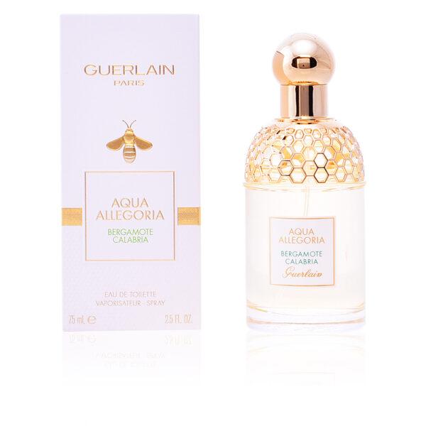 AQUA ALLEGORIA BERGAMOTE CALABRIA edt vaporizador 75 ml by Guerlain