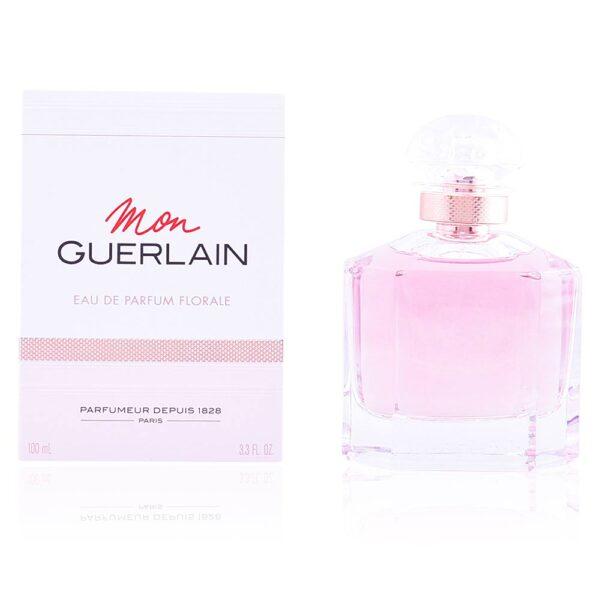MON GUERLAIN eau de parfum florale vaporizador 100 ml by Guerlain