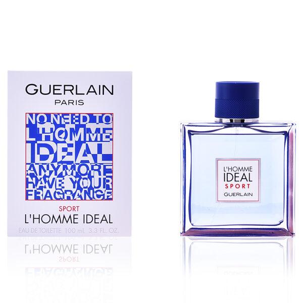 L'HOMME IDEAL SPORT edt vaporizador 100 ml by Guerlain
