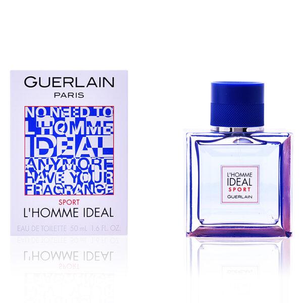 L'HOMME IDEAL SPORT edt vaporizador 50 ml by Guerlain