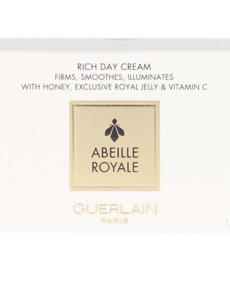 ABEILLE ROYALE crème riche jour 50 ml by Guerlain